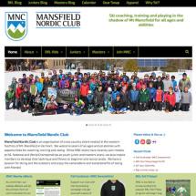 Mansfield Nordic website