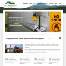Western Slpoes website